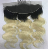 1B/613 hair closure frontal