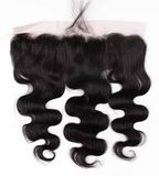 body wave closure,frontal